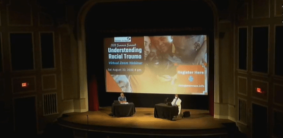 """""""Lessons from the film, Nothing But A Man, for 2020"""" led by Dr. Wornie Reed (Facebook live streamed from Lyric Theatre, August 2, 2020)"""